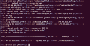 SQLMAP installation in ubuntu 14.04 and tutorial to hack websites database