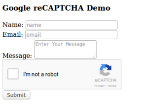AngularJS directive to add a Google reCaptcha to your form