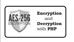 encrypt-decrypt-php