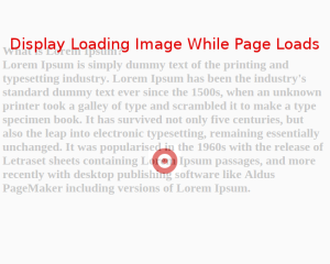 display-loading-image-while-page-loads-using-jquery-and-css