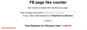 How to Get Facebook Page Like Count In PHP Using FB Graph API