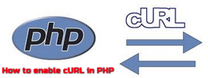 enable-curl-in-php