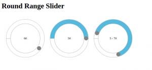 round-slider