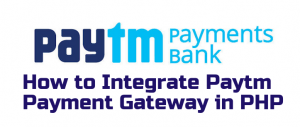 Integrate-Paytm-Payment-Gateway-in-PHP
