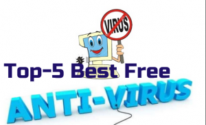 Top 5 Best Free Antivirus Software For Windows