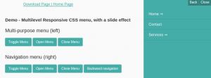slide-menu