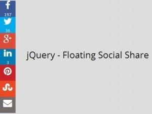 Floating-Social-Share-Bar