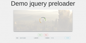 display-loading-animation-jquery