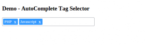 auto-complete-tag-selector