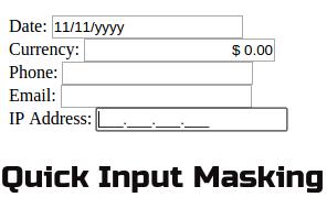 input-masking
