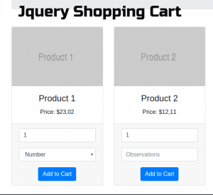 jquery-shopping-cart