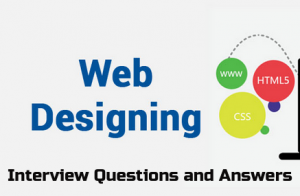 Web-Designing-Interview-Questions-Answers