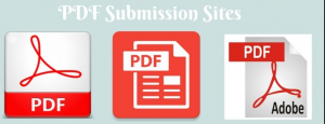 TOP 50 High Quality {2019 UPDATED} PA/DA PDF Submission Sites List For SEO
