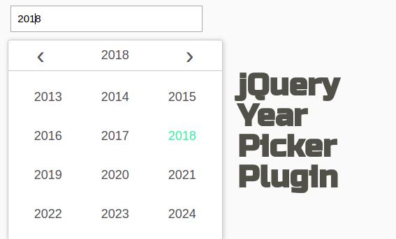 jquery-year-picker-plugin