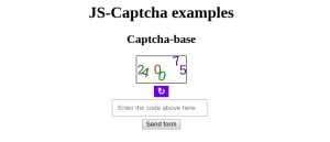 50 Popular PHP Captcha Script Free Download