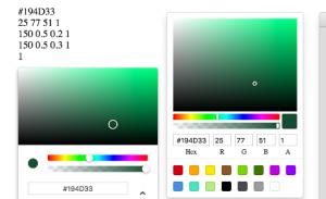 10+ Vue Color Picker Examples