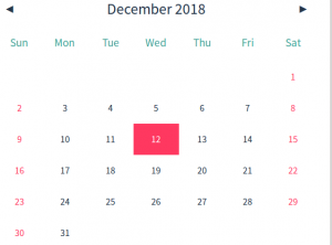 50 Popular jQuery Calendar Plugins